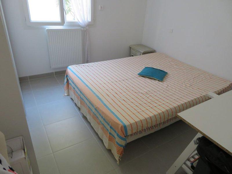 Logement neuf tout confort, location de vacances à La Valette-du-Var