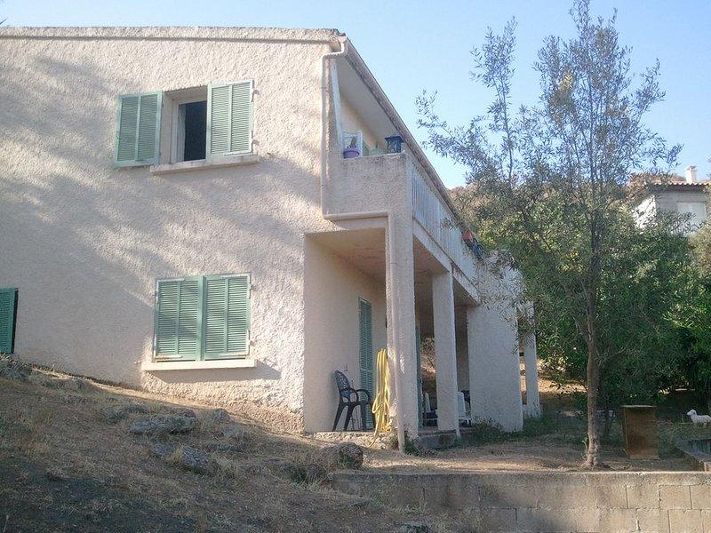 Loue à Propriano villa 140 m², vacation rental in Propriano