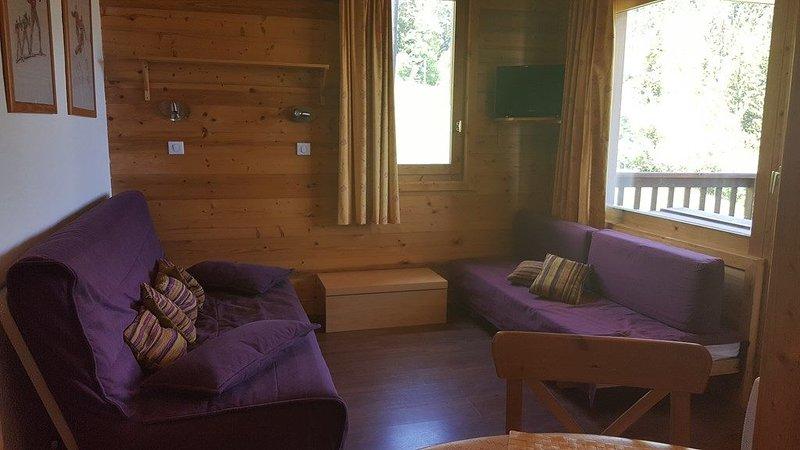 Le Portail 19 - Planchamp, casa vacanza a Les Avanchers-Valmorel