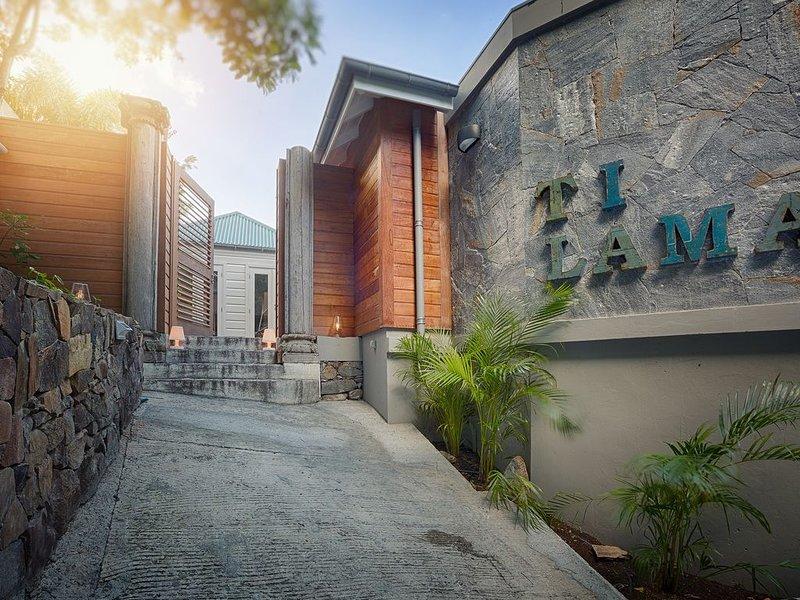 Villa Ti Lama, belle vue mer, direct propriétaire, location de vacances à Gustavia