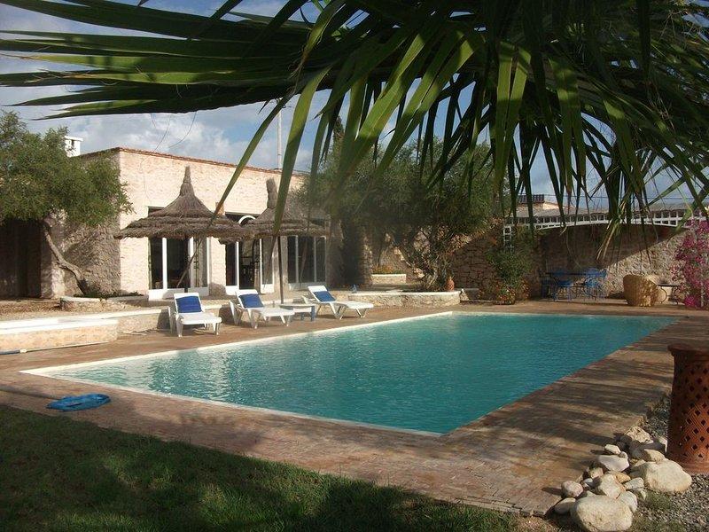 Maison à la Campagne, aluguéis de temporada em Sidi Kaouki