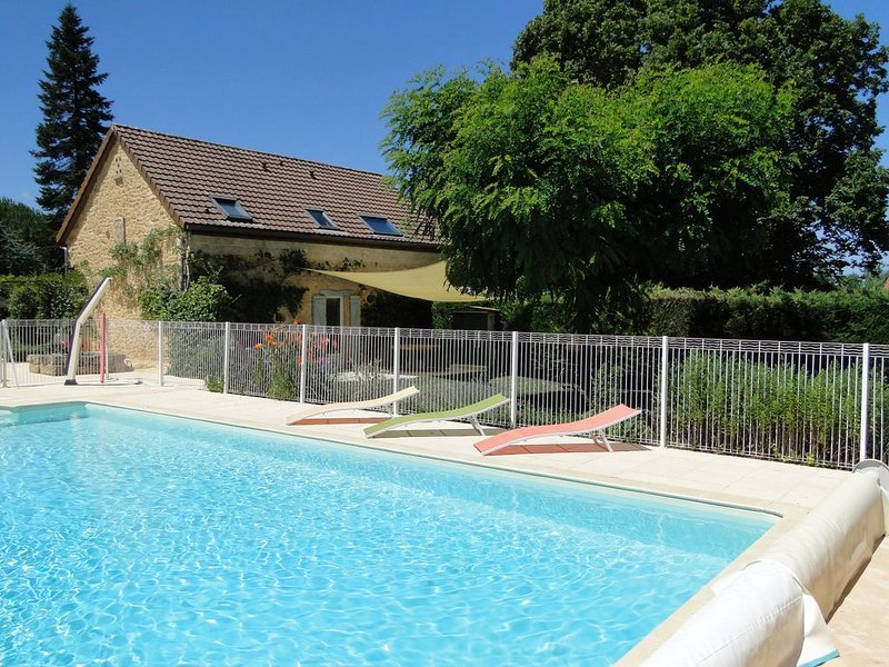CHEZ SYLVIA ET PIERROT, vacation rental in Gourdon