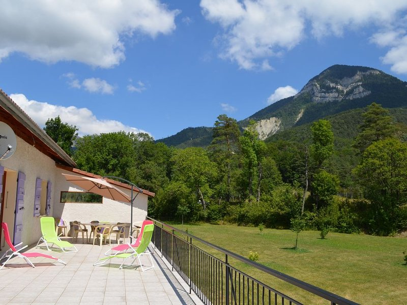 VACANCES STANDING A LA MONTAGNE, holiday rental in Lalley