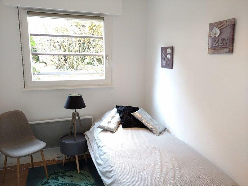 Grand et Charmant Appartement à Obernai, location de vacances à Bernardswiller