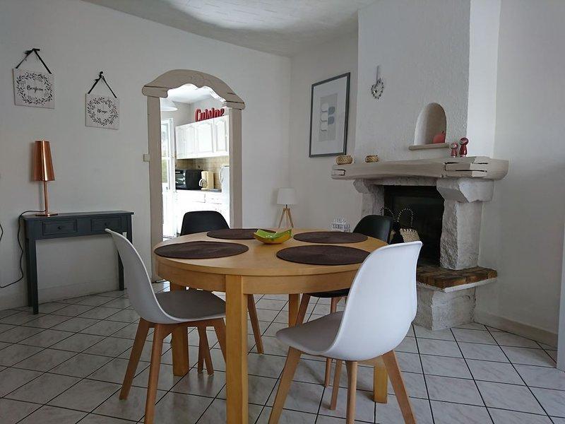 Petit cocon au coeur d'Arbois, casa vacanza a Le Deschaux