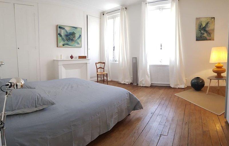 Maison de Marie à Pont Ste Maxence, location de vacances à Ville de Chantilly