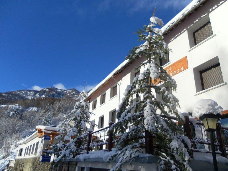 Auberge La Dormilhosa, holiday rental in Champcella