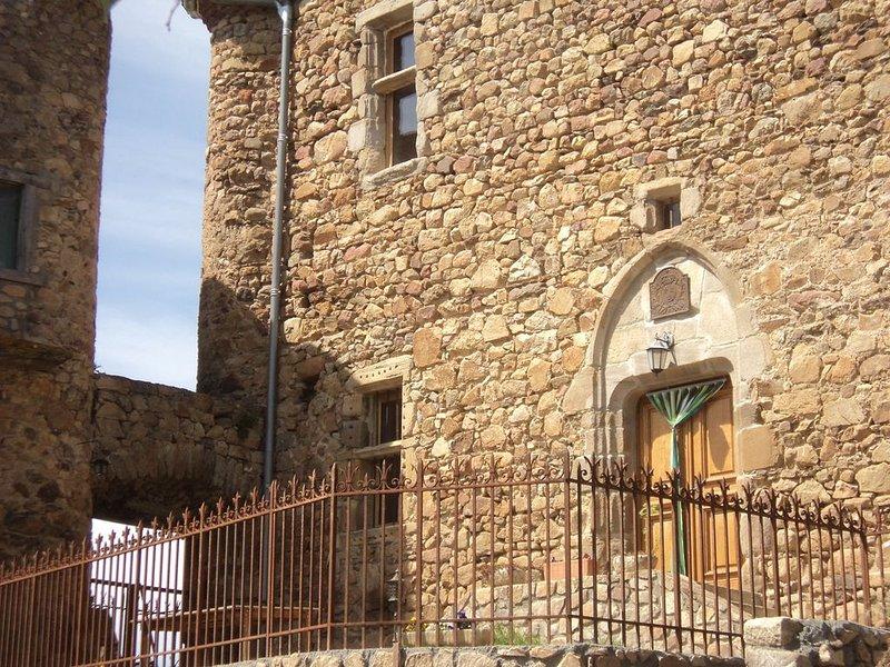 Le donjon de la Reine Margot, location de vacances à Saint-Beauzire