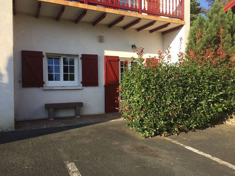 Appartement aux portes de St Jean pied de Port, location de vacances à Gaindola