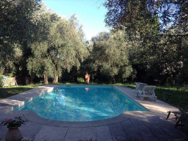 MAS PROVENCAL- ANTALYA, location de vacances à Grasse