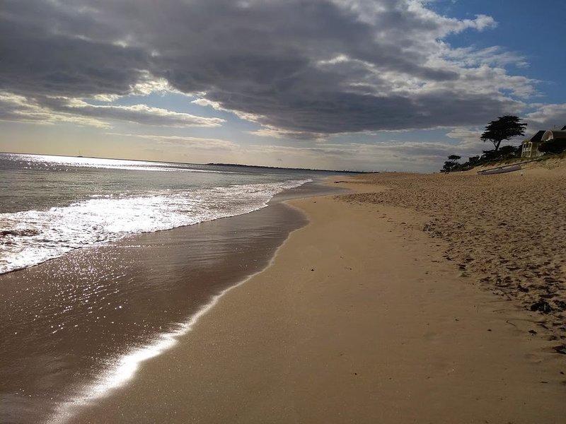 Villa au calme à 2mn de la plage, location de vacances à Pornichet