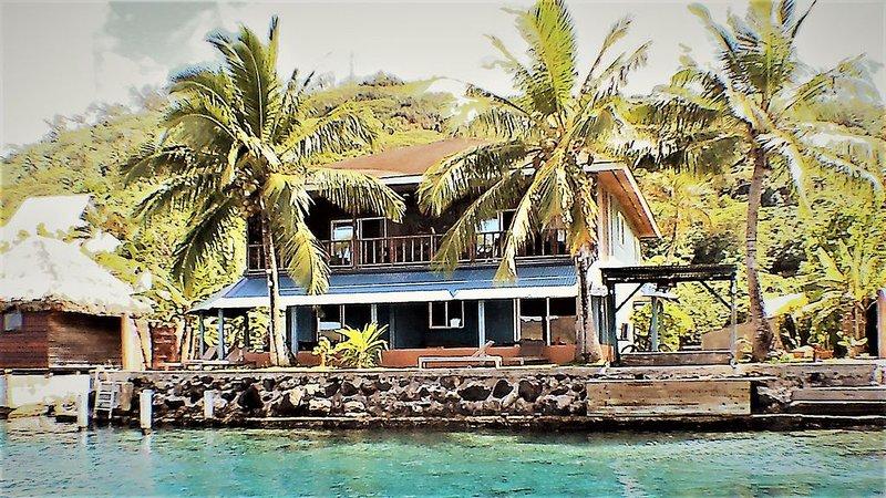 Villa Moana - Studio 2, holiday rental in Bora Bora