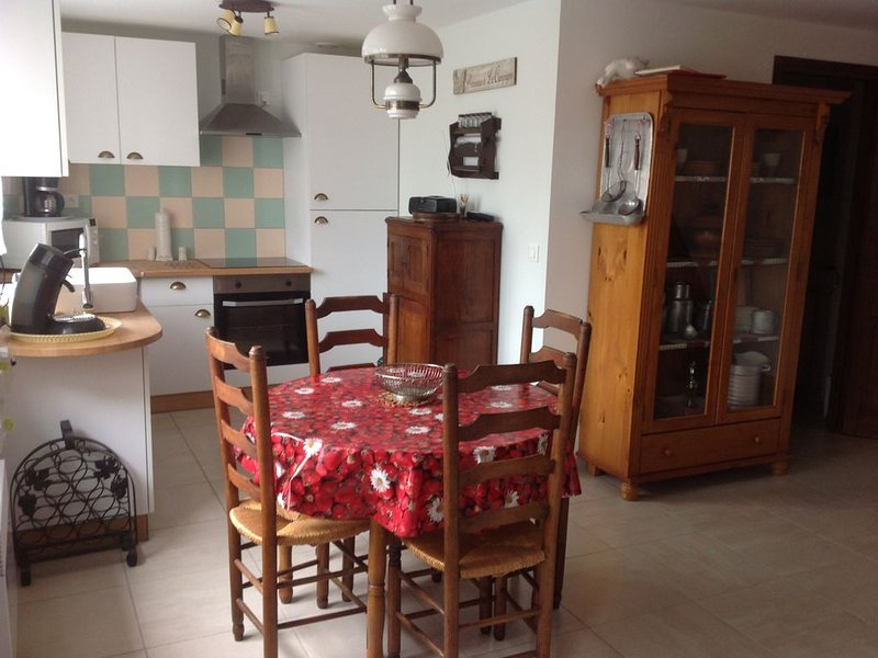 Logement Le Gîte Ciccio, holiday rental in Courrieres
