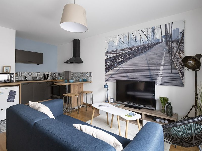 Le Nelson - Canclaux, vakantiewoning in Sautron