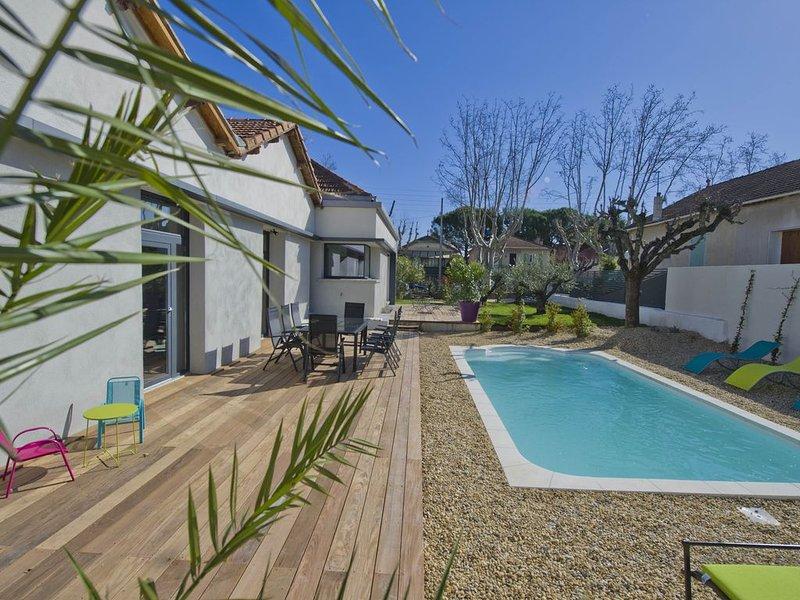 Ma Vie Là, confort, piscine chauffée, alquiler de vacaciones en Bouches-du-Rhone