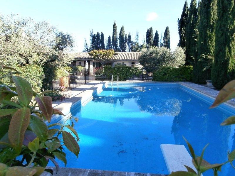 charmant gite au coeur de la Provence, vacation rental in Saint Andiol