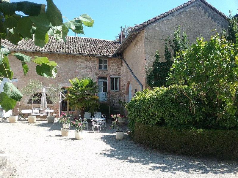Masoin de vacances le Haras, holiday rental in Saint-Benigne