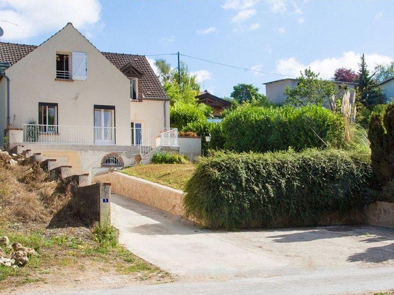 Au cœur du village de Reuil, location de vacances à Trelou-sur-Marne