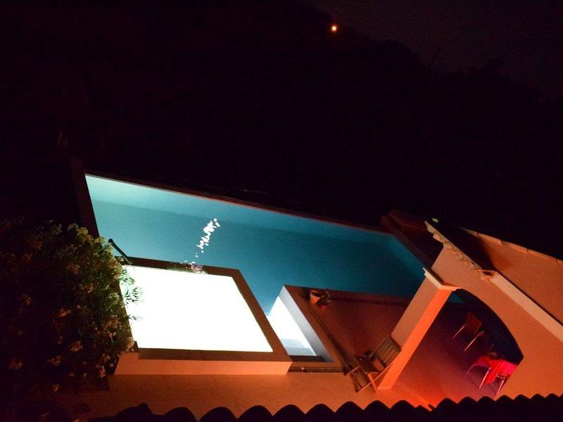 Villa de standing 8 personnes au cœur du Verdon, holiday rental in Montmeyan