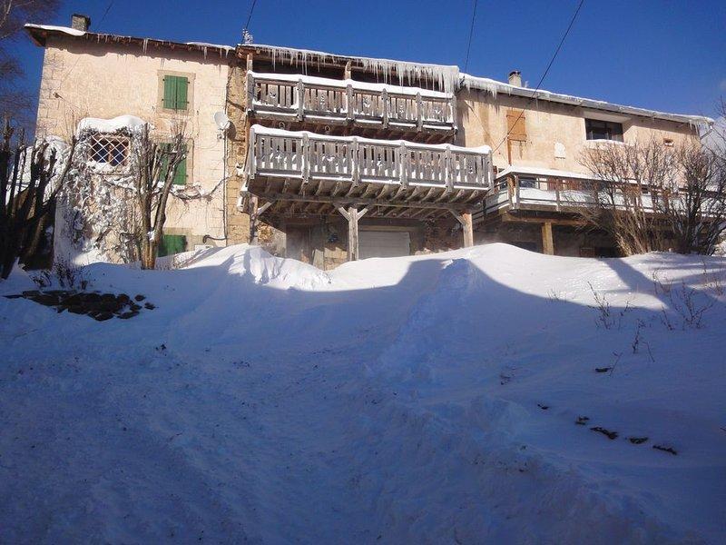 la grange de puyvalador, holiday rental in Fontrabiouse