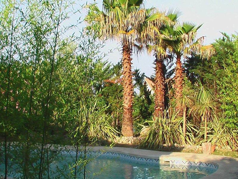 VILLA AVEC PISCINE  DOMAINE DU GOLF, vacation rental in Baillargues