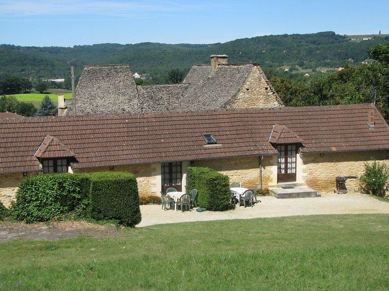 Gite de la Saladie ; Location vacances en  Périgord Noir  Montignac-Lascaux, vacation rental in Aubas