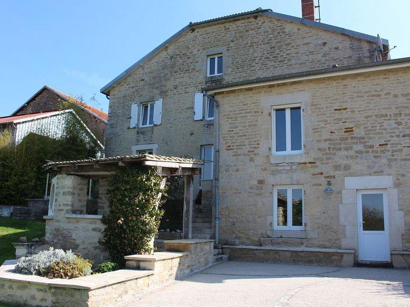 Maison dans havre de paix, holiday rental in Arc-en-Barrois