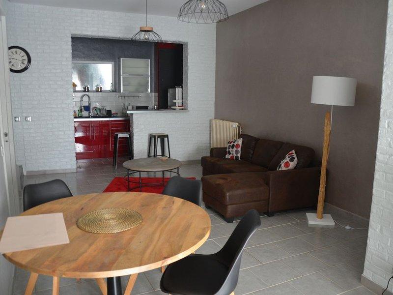 Maison calme au coeur du Quartier Thermal, location de vacances à Bellerive-sur-Allier