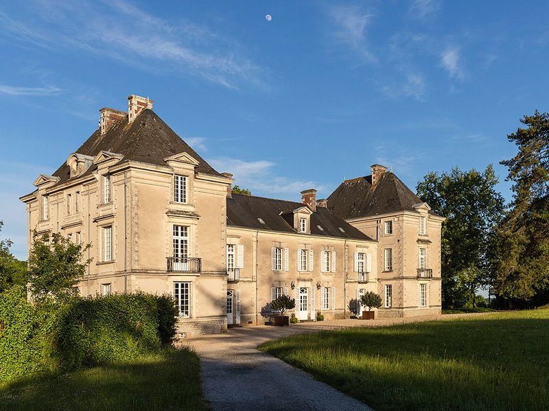 Le domaine de Cop Choux, holiday rental in Ancenis