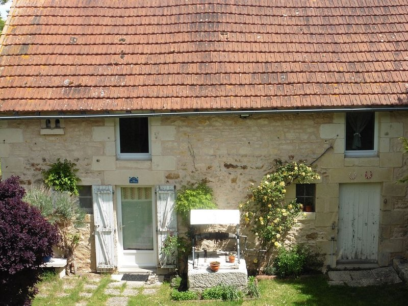 JOLIE MAISON EN PIERRE RÉNOVÉE, holiday rental in Chauvigny