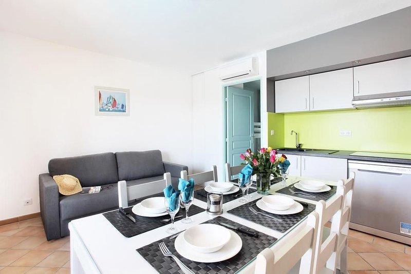 Résidence Club Odalys La Palmeraie - 2 Pièces 6 Personnes, vacation rental in Grimaud