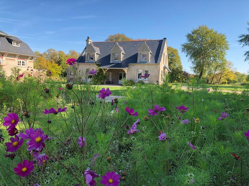 Baie de Somme,Mer,Golf de Belle-Dune,Equitation (10 couchages), holiday rental in Villers-sur-Authie
