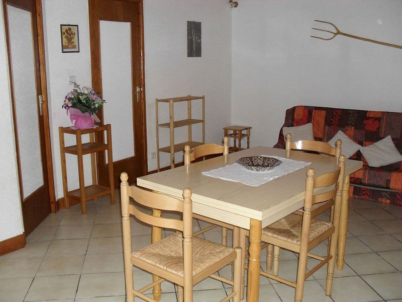 location vacances montagne, holiday rental in Genos