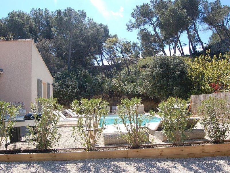 VILLA DE CHARME AU COEUR DE LA PROVENCE, holiday rental in Pelissanne
