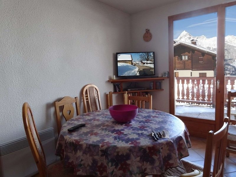 Appartement 32 m², 4 personnes/ 2 pièces + coin mo, holiday rental in Crest-Voland