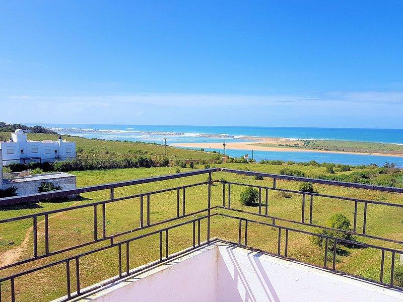 Appartement avec terrasses vue sur mer, holiday rental in Casablanca-Settat