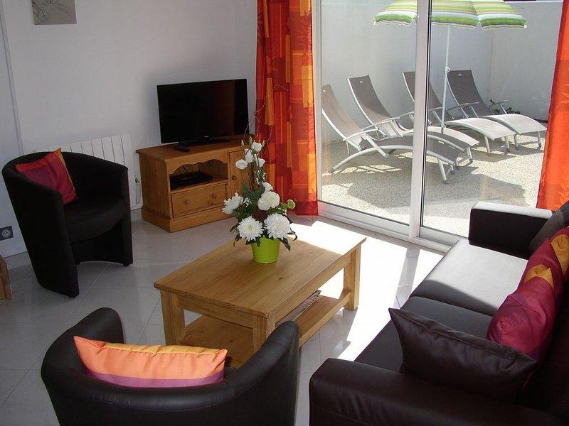 Maison La Flotte en Ré de 2 à 6 personnes, holiday rental in Ile de Re