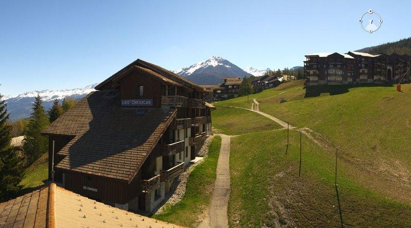 Appart au pied des pistes - Montalbert La Plagne - 4 pers., holiday rental in Aime