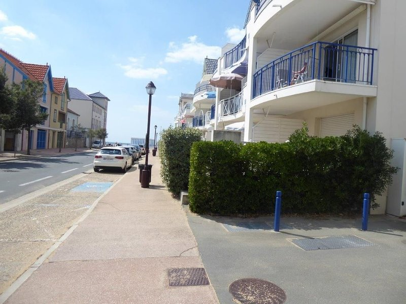 Appartement vue Mer Chatelaillon-Plage, Ferienwohnung in Saint Vivien