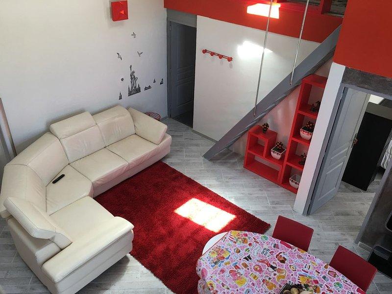 La maison de Bergerac, holiday rental in Lamonzie-Saint-Martin