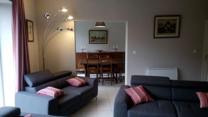 GITE LE CLOS WERLE A PARGNY LES REIMS 10 MN DE REIMS, holiday rental in Marne