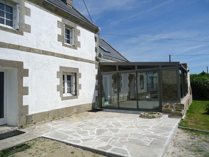 L, IROISE : nom de la mer bordant les côtes de la pointe du Finistère, holiday rental in Plogoff