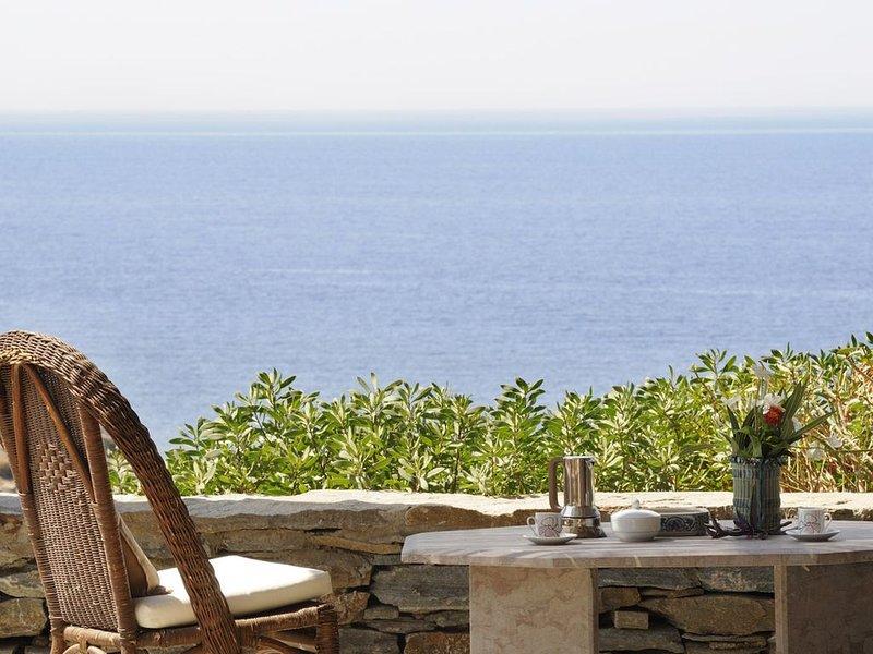 Thalassa Appart. sur mer, vacances sur votre plage propre, au prix bonne marché!, holiday rental in Kampi