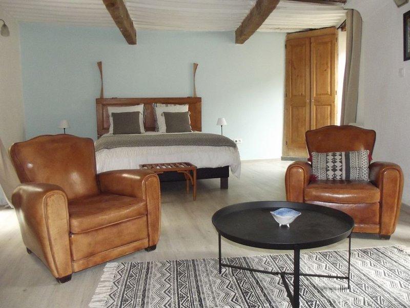 Maison de charme 'le grain de lavande' au coeur  du village de Sault,, vacation rental in Sault