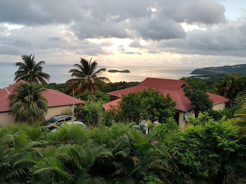 Gîte Pirates des Caraïbes, location de vacances à Bouillante