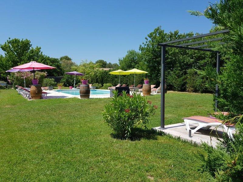 LOCATION DE GITES MONTPELLIER (www.**********************), casa vacanza a Restinclieres