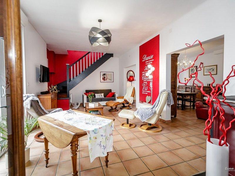 Belle maison au centre de Quiberon, location de vacances à Quiberon