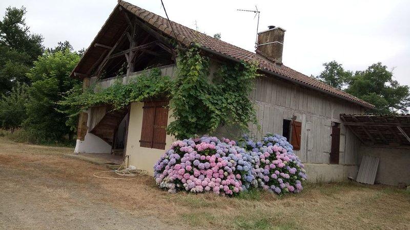 Bienvenue à la ferme landaise, vacation rental in Barbotan-les-Thermes