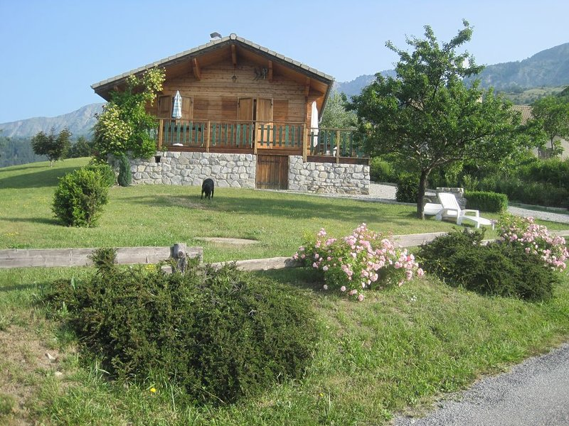 Chalet   Le    Serre, holiday rental in Prunieres