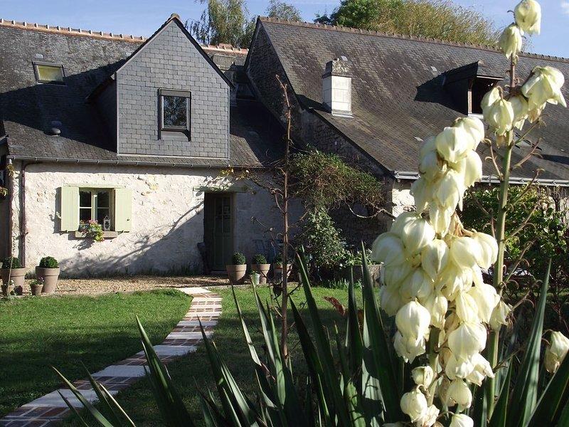 Gîte **** proche des Châteaux de la Loire. PROMOTION, holiday rental in Rigny-Usse